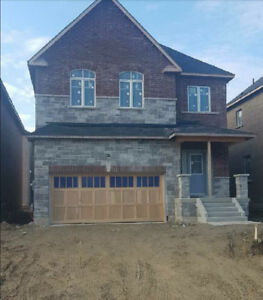 INNISFIL BRAND NEW DETACHED 4 BEDROOM 4 BATHROOM 6 PARKINGS