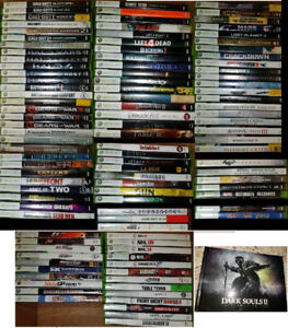 Many XBOX 360 Games (Various Prices)
