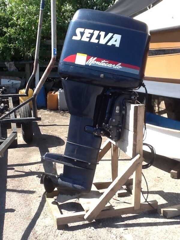 Selva montecarlo manual array 100 hp selva outboard in southsea hampshire gumtree rh gumtree com fandeluxe Choice Image