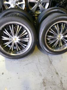 Xhp barb wheels