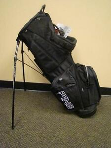 2013-Ping-Hoofer-Golf-Carry-Stand-Bag-Brand-New-189-Retail-Black