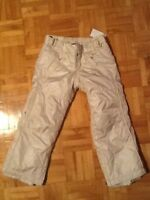 Brand New With Tags Size 4-5 Girl's snowpants