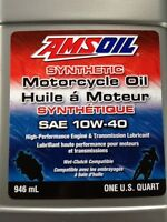 Small engine and motorcycle oil
