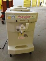 Taylor 142 little softy ice cream soft serve machine maker