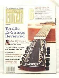 Ani difranco guitar