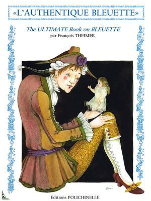 L'authentique Bleuette, Livre Poupée Theimer