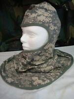 US Army ACU, Résistance Au Feu, AntiFlash,  Balaclava Hood, New.