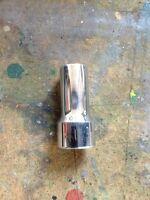 Snap on  medium socket. 3/8 3/8 12 point