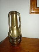 Antique Brass Vase with Removable Handles Tiel Holland KDM Prospect Launceston Area Preview