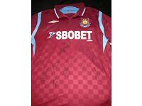 West ham united shirt