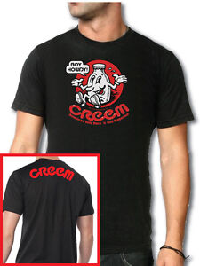 Boy howdy creem t shirt black creem magazine t shirt for Shirts and apparel koozie