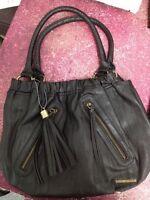 O'Neill black leather purse