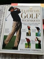ULTIMATE GOLF TECHNIQUES MALCOLM CAMPBELL