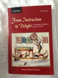 From instruction to Delight by Patricia Demers