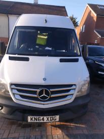Mercedes Sprinter 313 2015 no vat