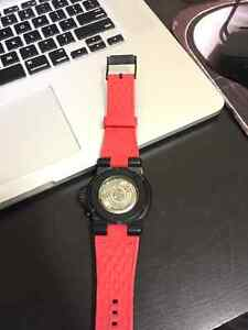 Michael Kors Dylan Automatic Black-Tone and Silicone Watch Kitchener / Waterloo Kitchener Area image 2
