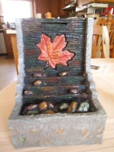 Tabletop Relaxation Fountain