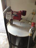 12 V fuel tank pump