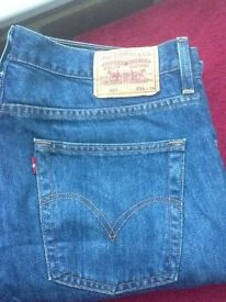 Mens jeans size 36