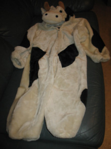Cow Costume - Size 8 - 10