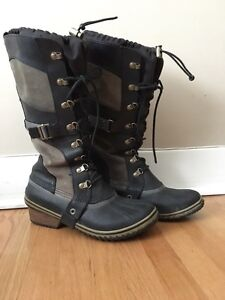 Sorel Conquest Carly boot size 9 West Island Greater Montréal image 2