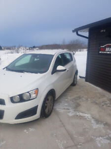 2013 Chevrolet Sonic Other