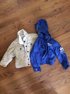 12 - 18 Month Jackets
