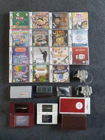 Nintendo DSI, DSI XL & 15 Games