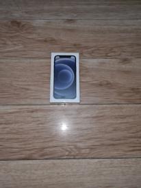 RRP 699 Brand New Sealed Iphone 12 Mini Unlocked 64GB Black I Phone 5G