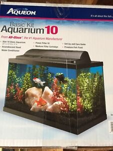10-gallon fish aquarium Regina Regina Area image 2
