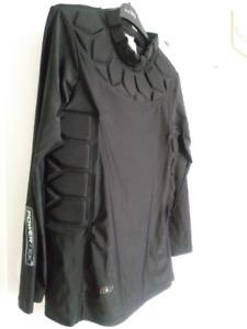 Powertek V5.0 Goalie Padded Shirt - Adult