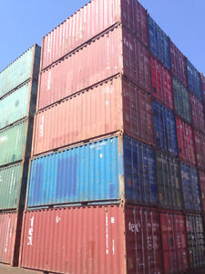 20' Sea Shipping- Storage Container MONTH SPECIAL!!!!!