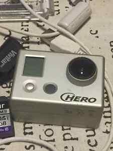 CHEAP WATERPROOF Go Pro 1080p kit 60fps