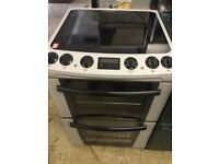 Zanussi 60 cm Electric Cooker and lot more other white goods