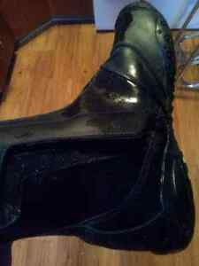 Girls size 9  boots used for one season
