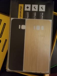 Samsung Galaxy S8+ DBrand Grip Open Back Phone Case