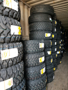 THOUSANDS NEW USED AT MT WINTER TIRES