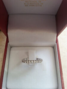 Marco L'Orafo Engagement (Eternity) Ring