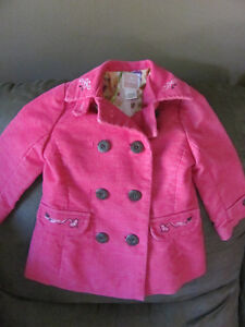 Old Navy pink baby girl's Jacket