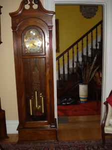 Grandfather Clock- Warranty, Delivery and Setup