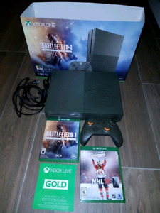 Limited Edition Military 1TB XBOX One S for PS4 Slim 1TB