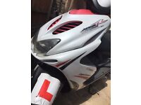 Yamaha aerox 50cc! £500 absolute bargain!!