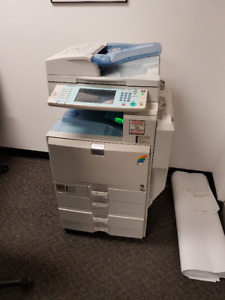 Ricoh Color Copier, Printer and Scanner
