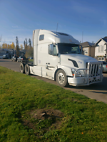 Dual citizenship owner operator for hire with truck