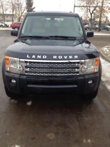2005 Land Rover LR3 SUV, Crossover