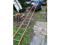 5 meter steel scaffolding ladders