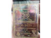 Pokemon rare card