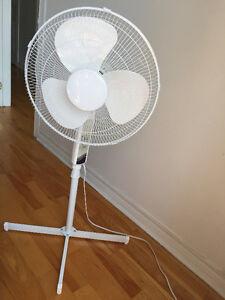 Ventilateur/Fan sur pied