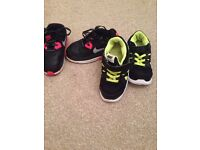 Children's Nike trainers size 9.5