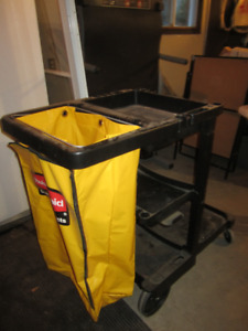BRAND NEW CLEANING CART
